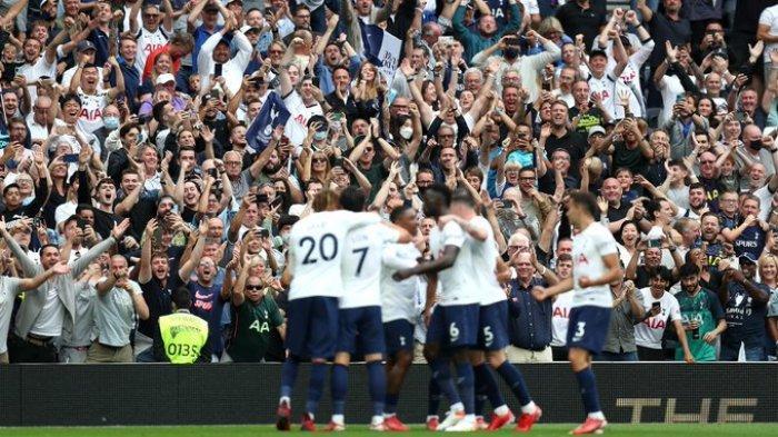 Hasil Liga Inggris - Minus Harry Kane, Spurs Bungkam Man City Lewat Gol Son Heung-Min