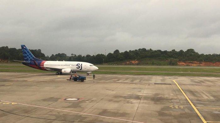 Sambut Dibukanya Rute Batam – Jakarta, Sriwijaya Air Berikan Rapid Test Antigen Gratis