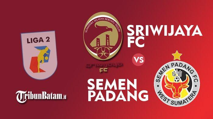 Link Live Streaming Sriwijaya FC vs Semen Padang Kick Off 18.15 WIB: Saling Waspada!