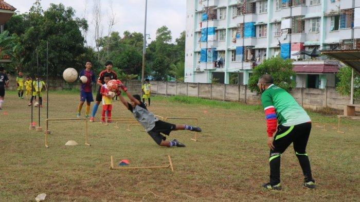 SSB Bida Taruna Batam Jaga Generasi Muda Sepak Bola Kepri, 'Jenjang Pembinaan Harus Ada'