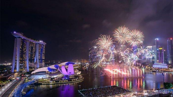 7 Aktivitas Wisata Gratis Rayakan Tahun Baru di Singapura, Coba Piknik ke Marina Barrage