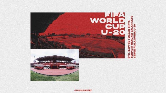 RESMI, Inilah 6 Stadion yang Akan Digunakan untuk Piala Dunia U20 di Indonesia Tahun 2021