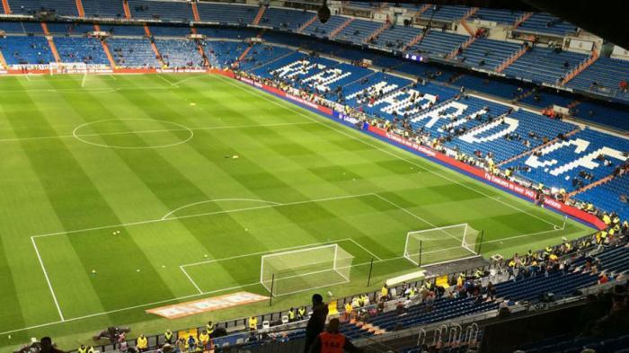 Demi Perangi Virus Corona, Stadion Santiago Bernabeu Disulap Jadi Pusat Penyimpanan Alat Medis