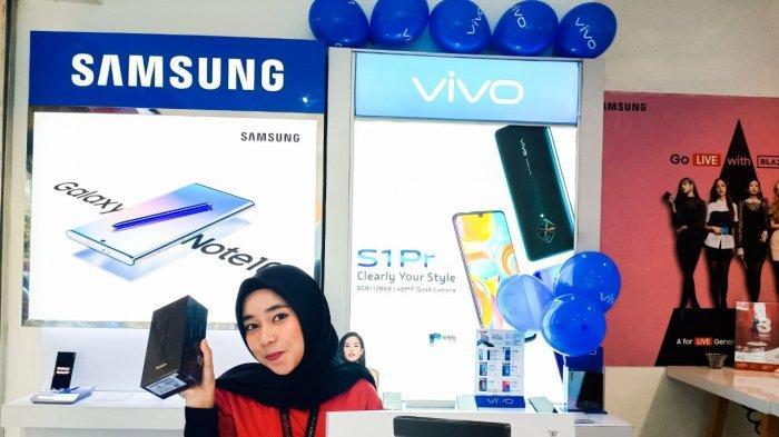 Beli Smartwatch Samsung di Erafone Nagoya Hill Batam, Dapat Diskon hingga Rp 600 Ribu