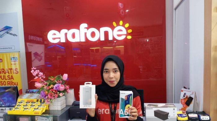Harga Khusus Samsung A51 di Erafone, Smartphone Canggih dengan Empat Kamera
