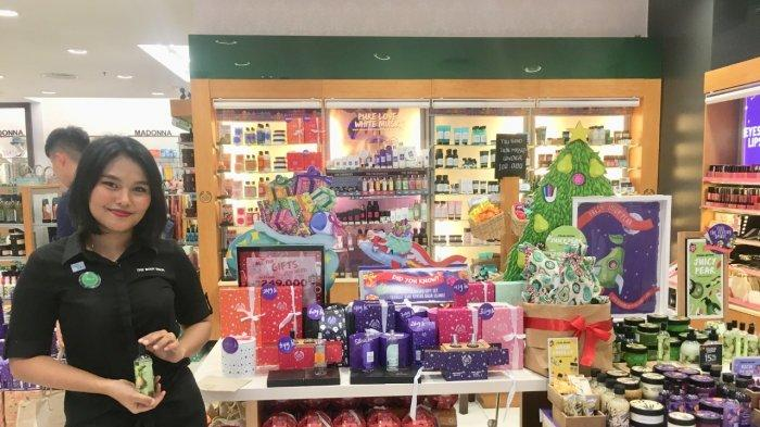 The Body Shop Presents 2 New Scents For Body Care and Christmas Promo