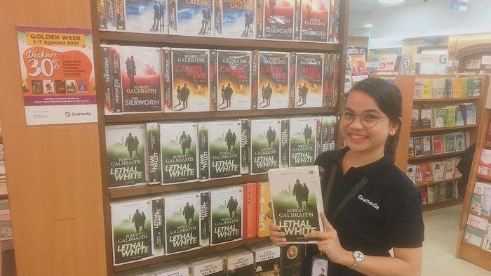 Gramedia Luncurkan Diskon 30 persen untuk Novel Terjemahan, Salah Satunya Novel Robert Galbraith