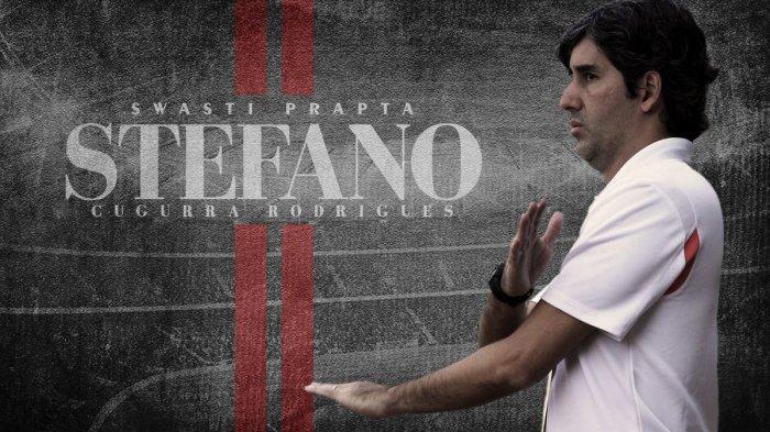 Stefano Cugurra resmi jadi pelatih Bali United