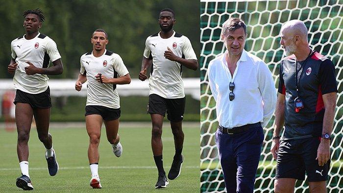 Jadwal AC Milan Liga Italia 2021-2022 Pekan 3-4 vs Lazio & Juventus, Pekan 11-12 vs AS Roma & Inter