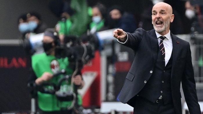 Stefano Pioli Racik Jurus Baru agar AC Milan Digdaya Lagi, Kejar Inter Milan, Waspadai Juventus