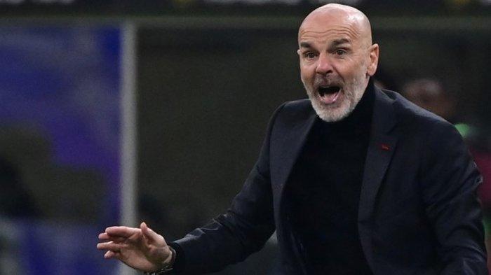 AC Milan Kalah, Stefano Pioli Angkat Topi Untuk Kemenangan Juventus: Kami Akan Evaluasi
