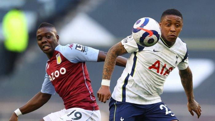 Hasil Tottenham vs Aston Villa, Sergio Reguilon Blunder, Spurs Kalah, Aston Villa Menang
