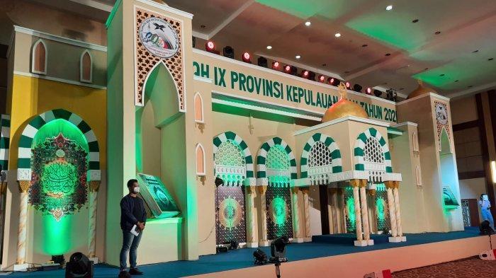 Saksikan STQH IX Kepri 2021 via Live Streaming Tribun Batam Mulai Selasa 27 Juli 2021