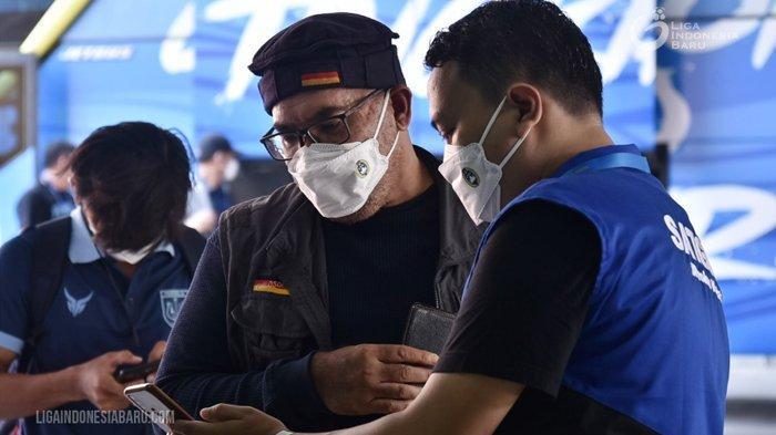 Jelang Persela vs Persipura Liga 1 2021 Pekan 2, Ini Strategi Iwan Setiawan Hadapi Mutiara Hitam