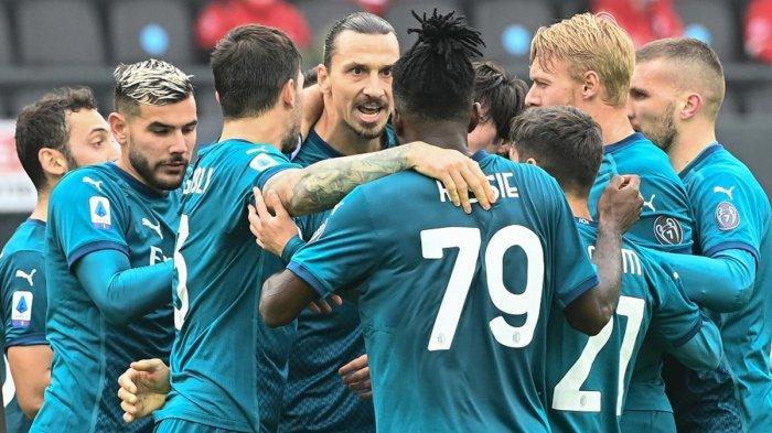 AC Kalah Lawan Lille, Seri vs Hellas Verona, Pemain Kelelahan Saatnya Dirotasi, Termasuk Ibrahimovic