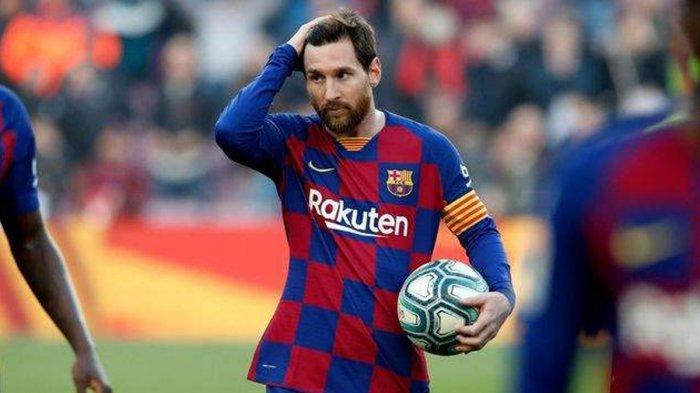 RESMI Lionel Messi Bertahan di Barcelona, Bantah Kepindahannya ke Klub Lain