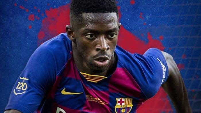 UPDATE Transfer Liga Inggris Aubameyang Minta Arsenal Beli Ousmane Dembele MU Goda Kasper Schmeichel