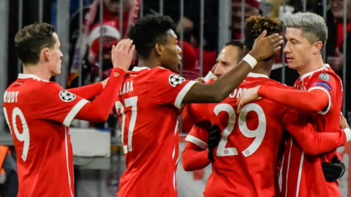 Hasil Bundesliga - Lewandowski Brace, Munchen Hajar Fortuna Dusseldorf 5 Gol Tanpa Balas