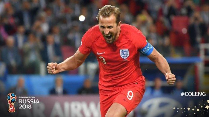 Hasil Kolombia vs Inggris - Lewat Drama Penalti, Inggris Raih Tiket Terakhir Perempat Final