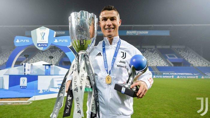 Juventus Juara Piala Super Italia, Cristiano Ronaldo: AC Milan & Inter  Kuat, Tapi Kami Bisa Juara - Tribun Batam