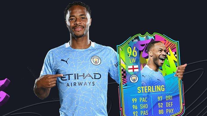 Transfer Manchester City - Guardiola Jual Raheem Sterling Demi Jack Grealish dan Harry Kane?