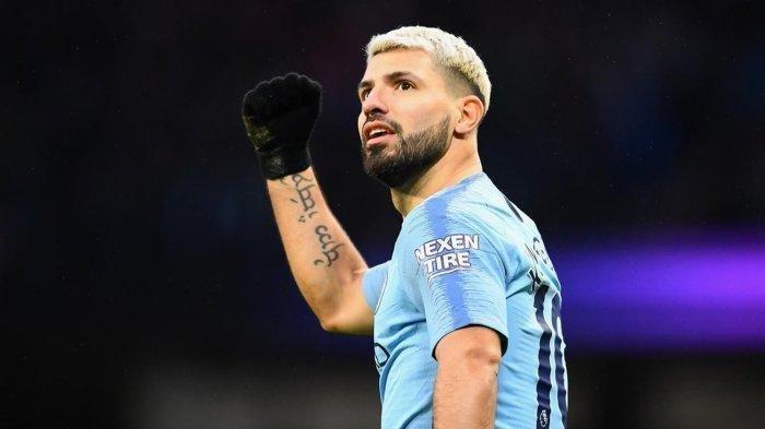 Setelah 10 Tahun, Sergio Aguero Tinggalkan Manchester City, Juventus dan Inter Milan Saling Sikut?