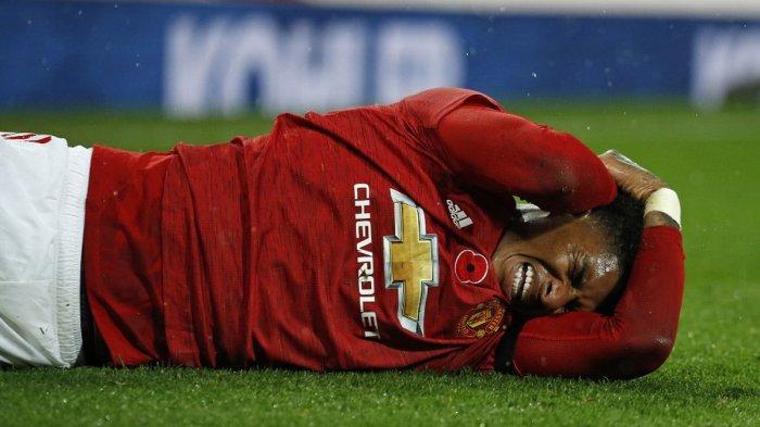 Berita Manchester United - Rahsford Absen Sampai Oktober, Jadon Sancho Test Medis