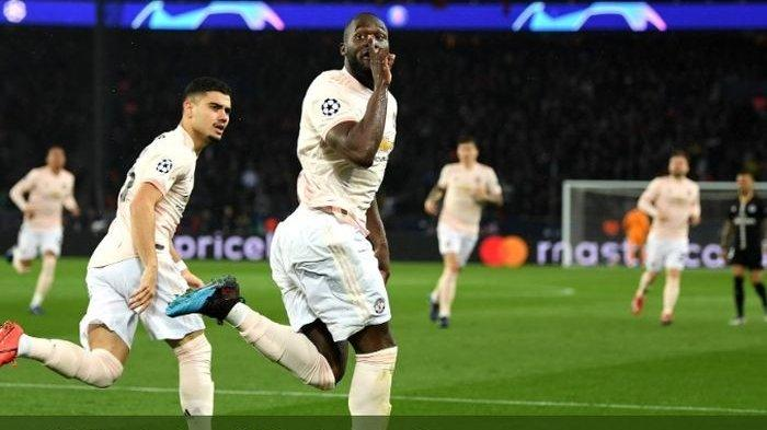5 Fakta PSG Vs Manchester United - MU Menang Dramatis Hingga Rekor Gol