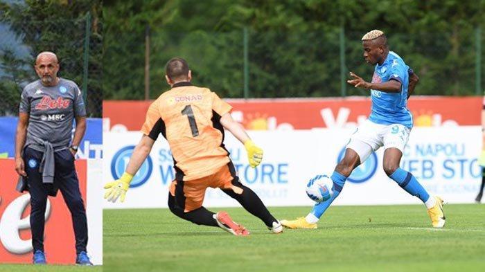 Hasil Ujicoba Pramusim Liga Italia 2021-2022, AS Roma 2-0, Napoli 12-0, Torino 11-0, Atalanta 1-1
