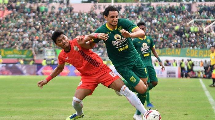 Jelang Persija vs Persebaya Liga 1 2020, Duel Sengit Motta vs Mahmoud, Riko Usung Misi Khusus