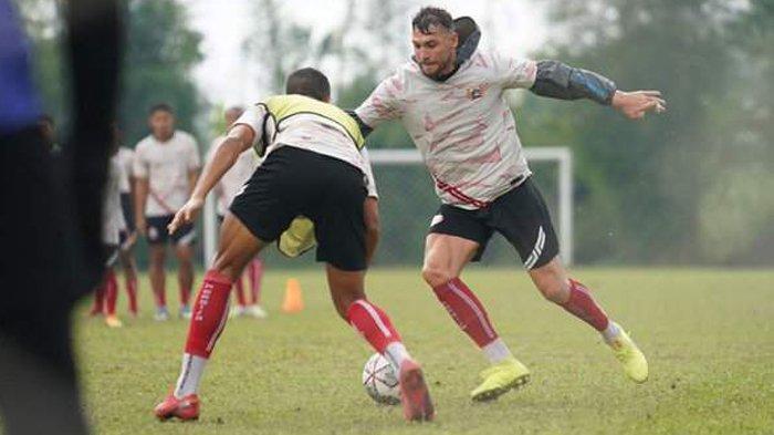Persija vs Arema FC Kick Off 18.15 WIB, Marko Simic: Kami Tahu Ada Tekanan Karena Banyak Harapan