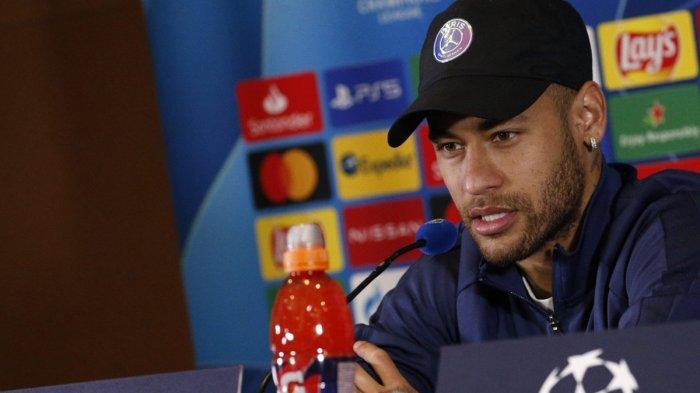 PSG vs Manchester City Kick Off 02.00 WIB, Neymar: Tujuan Saya Liga Champions, Bukan Ballon dOr