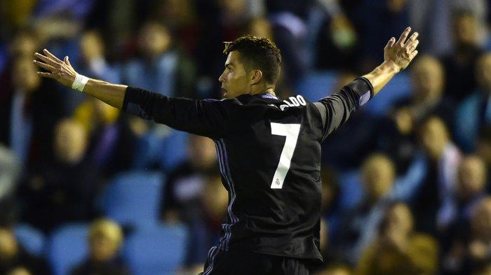 Sarangkan Empat Gol ke Gawang Celta Vigo, Real Madrid Ambil Alih Puncak Klasemen La Liga