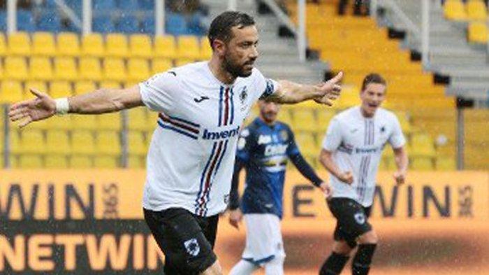 Hasil, Klasemen & Top Skor Liga Italia Setelah Juve & Inter Seri, Napoli Menang, Quagliarella 25 Gol