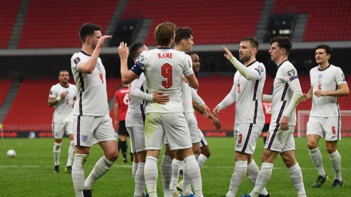 Hasil, Klasemen, Top Skor Kualifikasi Piala Dunia 2022, Italia & Inggris Menang, Lewandowski 3 Gol