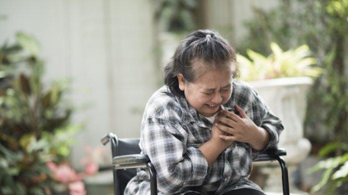 STROKE - Berikut 4 pertolongan pertama untuk menangani serangan stroke. FOTO: ILUSTRASI