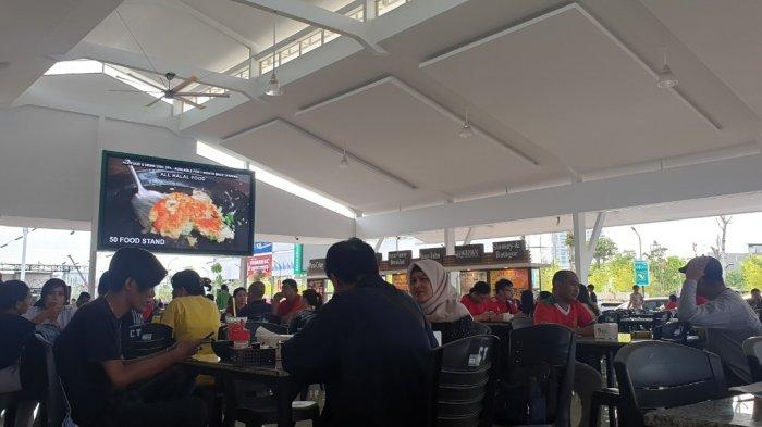 Grand Opening City Foodcourt in Nagoya Batam, Offering Halal Food & Discount on February