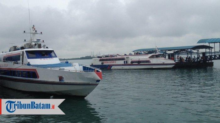 Jadwal Kapal Rute Batam-Tanjung Batu, Batam-Karimun dan Moro dari Pelabuhan Domestik Sekupang