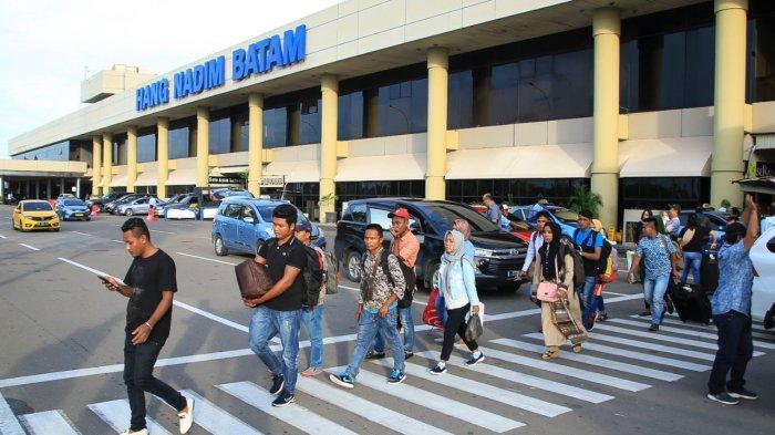 Begini Persiapan Bandara Hang Nadim Batam, Jelang Perayaan Natal & Tahun Baru