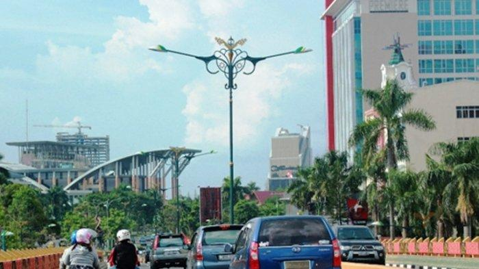 Zona Merah lagi, 11 Kelurahan di Pekanbaru Berstatus Zona Merah Covid19