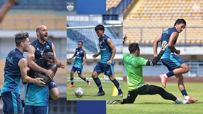 Berita Persib - Jelang Lawan Persita Tangerang, Persib Bandung Bakal Tampil Full Team
