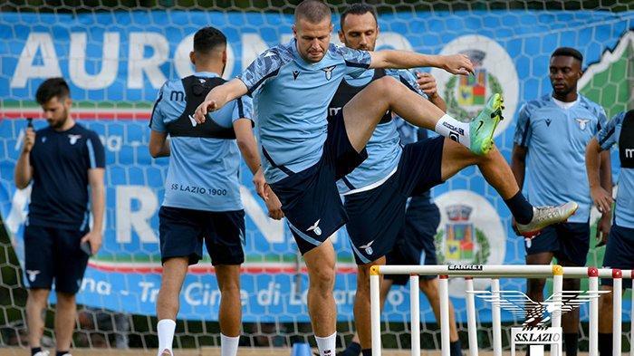 Berita Lazio - Ujicoba vs FC Twente, Elseid Hysaj Masuk Tim, Luis Alberto Tak Respon Maurizio Sarri