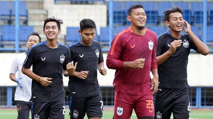 BERITA PSIS - Lawan di Pekan Keempat Liburkan Pemain, PSIS Semarang Tetap Gelar Latihan