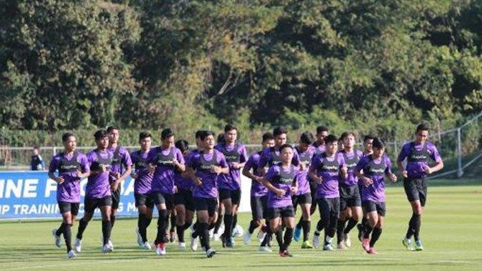 Ujicoba Lawan Klub Liga Korea Selatan Seongnam FC di Thailand, Timnas U19 Indonesia Kalah
