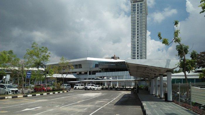Pelabuhan Batam Centre, Kota batam, Provinsi Kepri, Jumat (26/6/2020). Kondisi penumpang di pelabuhan ini masih terpantau lengang.