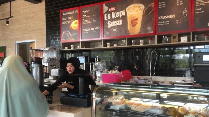 Kfc Coffee Hadir Di Batam Tawarkan Aneka Sajian Kopi Andalan Tribun Batam