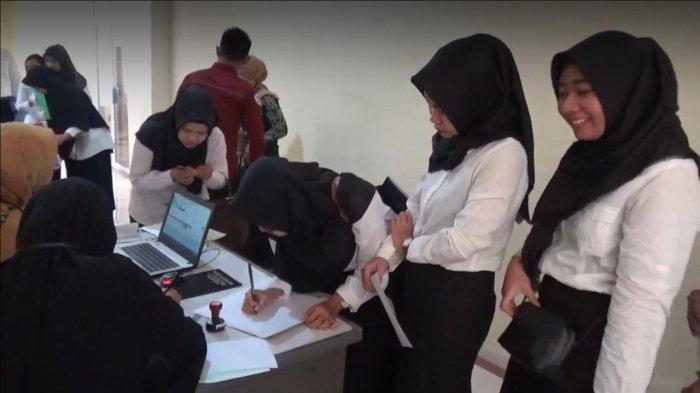 Pelaksanaan Tes CPNS di Bintan Tinggal Sehari Lagi, Sempat Mati Lampu, Panitia Siapkan Genset