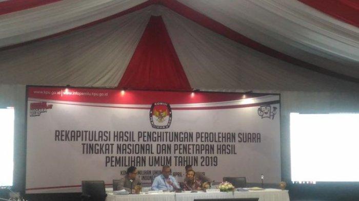 Hasil Rekapitulasi KPU, Golkar Unggul di Kepulauan Riaudengan Perolehan Suara 173.998