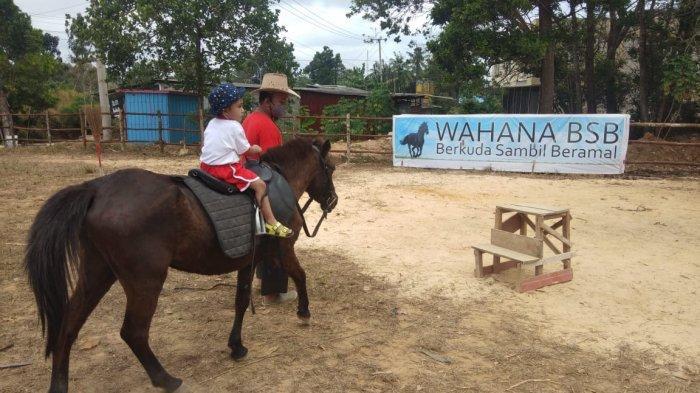 Wahana Berkuda di Tanjungpinang Bakal Jadi Objek Wisata Paling Dicari