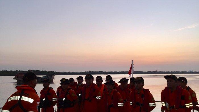 BREAKING NEWS -  Nelayan Bintan Dilaporkan Hilang, Sampannya Ditemukan Mengapung Tanpa Orang